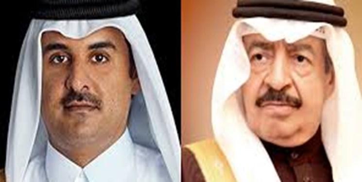 امیر قطر فوت نخستوزیر بحرین را به خانواده او تسلیت گفت