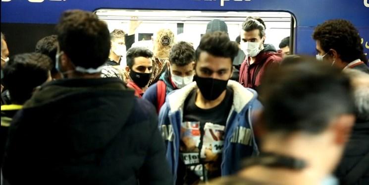 وقتی لغو طرح ترافیک به صلاح نیست/ مسافران در مترو نخندند