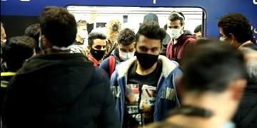 آمار مسافران مترو  تهران به یک میلیون نفر در روز رسید