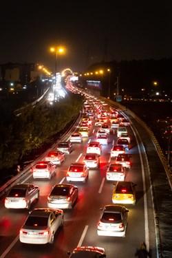 تهران بعد از ۱۸  / ترافیک
