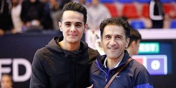 فلاحیراد: در افتخاراتم فقط مدال المپیک را ندارم/رنجبرپور تکواندو آذربایجان شرقی را متحول کرده است