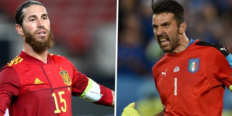 راموس به رکورد بوفون رسید/ 8 بازی تا تاریخسازی کاپیتان اسپانیا
