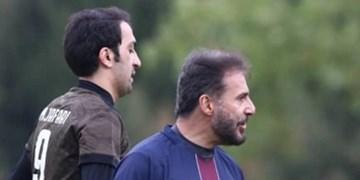 برگزاری بازی یادبود گرامیداشت محمود یاوری/ یاران رسانه مقابل ستارگان هنر به پیروزی رسید+عکس