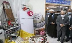 اهدای ۴۲۲ سری جهیزیه به نوعروسان نیازمند استان اصفهان