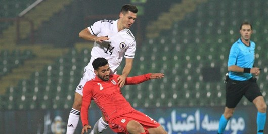 برتری ایران مقابل بوسنی  با تیم «مدل اسکوچیچ»/ دومین پیروزی تیم ملی در بازیهای دوستانه