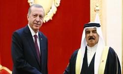 رئیس جمهور ترکیه و پادشاه بحرین تلفنی گفتوگو کردند