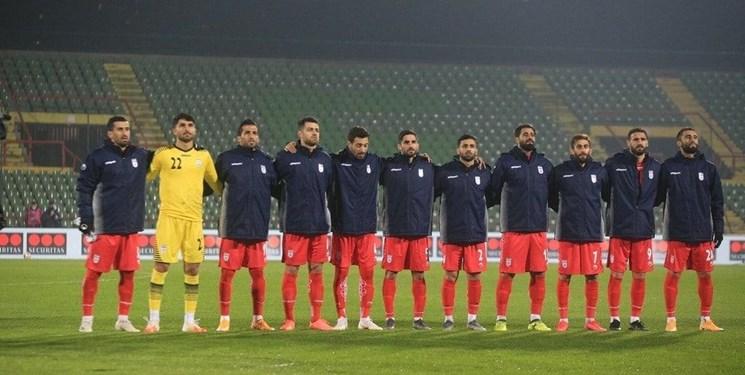 برنامه جدید تیم ملی فوتبال فردا اعلام میشود