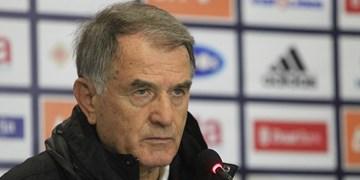 سرمربی بوسنی: باخت مقابل ایران برای ما سخت بود/رقیب اراده بیشتری برای پیروزی داشت