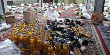 کمک مؤمنانه| توزیع ۱۰ هزار بسته معیشتی در اسلامشهر
