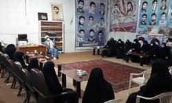 ضرورت کادرسازی توسط ستاد نماز جمعه خواهران قلعه رئیسی