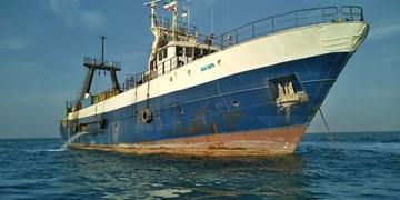جزئیات توقیف 2 کشتی صید ترال در جاسک+فیلم