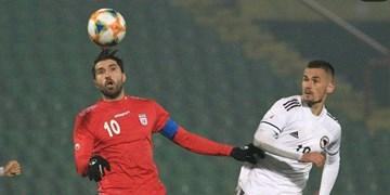 انصاریفرد: بوسنی از قدرت های فوتبال اروپا است/ نیروهای جوان و با انگیزه ای به تیم ملی فوتبال ایران اضافه شده اند