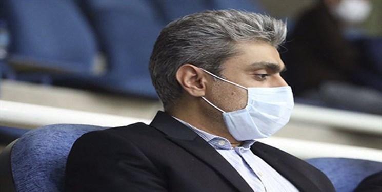 مذاکره تلفنی مدیرعامل باشگاه سایپا و سرپرست فدراسیون فوتبال