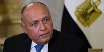 وزیر خارجه مصر با پیامی از جانب السیسی به کویت میرود