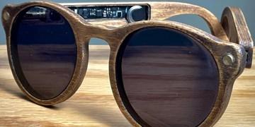 عینک هوشمندی که مسیر را به کاربران نشان میدهد