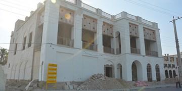 بهره برداری عمارت بیلیارد در هفته بوشهر/ ساختمان مشروطیت مرمت میشود
