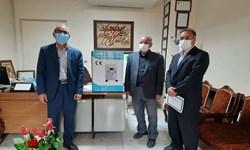 اهدای یک دستگاه اکسیژنساز توسط خیر رفسنجانی به بیماران کرونا