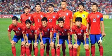 دیدارهای دوستانه ملی فوتبال| شکست کره جنوبی مقابل مکزیک در 3 دقیقه