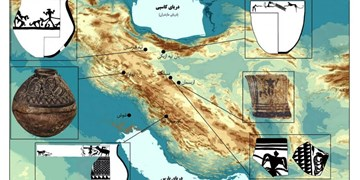 تفسیرهای نقشمایه باستانی ۹هزارساله البرز