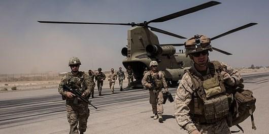 سانا خبر داد: تقویت حضور نیروهای آمریکایی اطراف چاههای نفتی سوریه