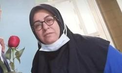 سومین مدافع سلامت کرمان آسمانی شد