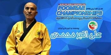 کسب مدال برنز آسیا توسط تکواندوکار آذربایجانشرقی
