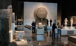 گردشگری مجازی|بازدید رایگان از موزه ملی مکزیک با یک کلیک/از تماشای «سنگ خوشید» تا «ستون آبشار»