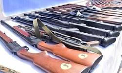 انهدام باند فروش سلاح ومهمات/دستگیری ۳ نفر