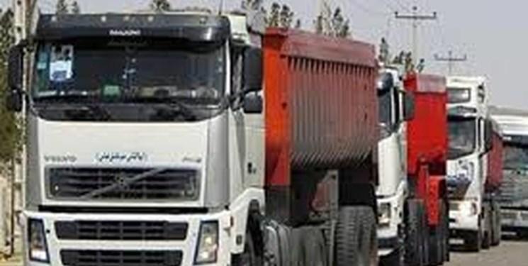 جابهجایی ۲۲.۵ میلیون تن بار در آذربایجانشرقی