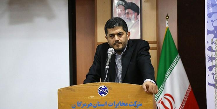 جهشی برای ارتباطات همراه در بشاگرد و احمدی/ حفر روزانه 6 کیلومتر فیبرنوری