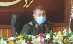 فرمانده سپاه کردستان نیمه شعبان و هفته سربازان گمنام را تبریک گفت
