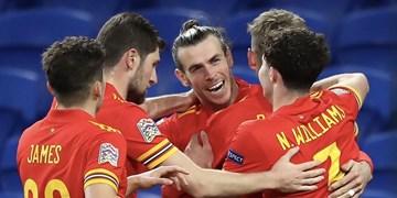 یورو 2020 ولزیها بازهم متفاوت ظاهر شدند+عکس
