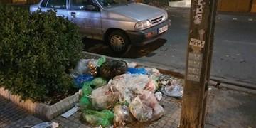چالش بیموقع زباله در کرمانشاه/ روزانه ۶۰۰ تا ۸۰۰ تن زباله جمعآوری میشود