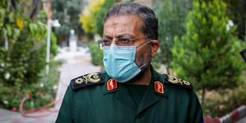 سپاه برای رفع مشکل زلزلهزدگان دنا تا آخر پای کار است/تدوام خدمات درمانی در سیسخت