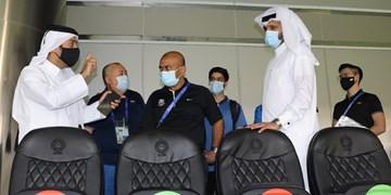 رضایت AFC از آمادگی قطر برای میزبانی از شرقیها در لیگ قهرمانان آسیا+عکس