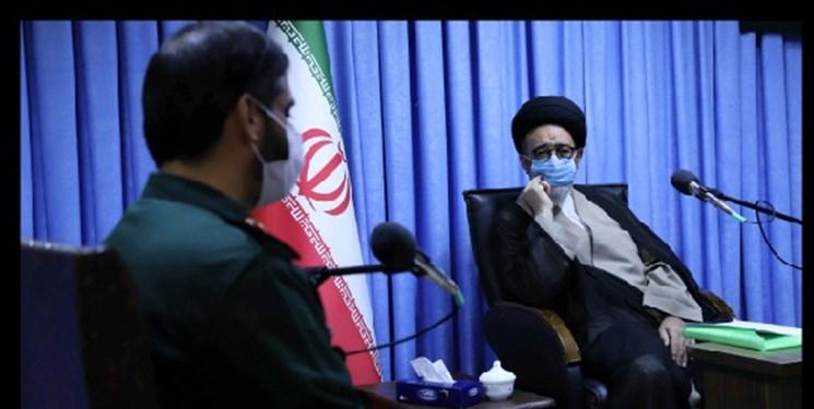 قرارگاه خاتم با کارهای جهادی مایه دلگرمی و امید مردم است/ ضرورت ساماندهی حاشیه شهر تبریز