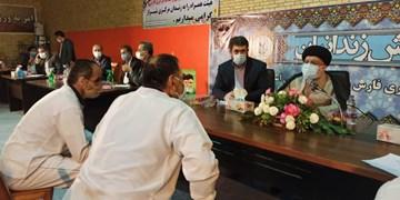 اجرای طرح پایش زندانیان استان فارس