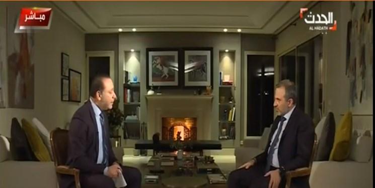 تأکید جبران باسیل بر اتحاد با حزبالله با وجود فشارهای آمریکا