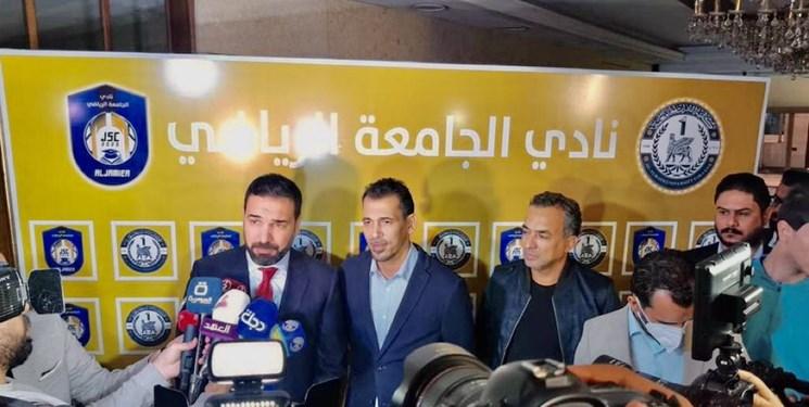 یونس محمود رئیس باشگاه فوتبال عراقی شد