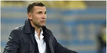 شوچنکو:اگر بازیکن کافی داشته باشیم، با سوئیس بازی می کنیم