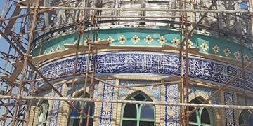 سرانجام  مرمت مسجد شیخ فضل الله در تهران