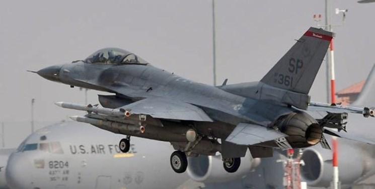 استقرار جنگندههای اف-۱۶  آمریکا در امارات