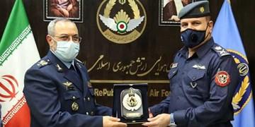 همکاری نیروی هوایی ایران و عراق در مبارزه با تروریستهای تکفیری