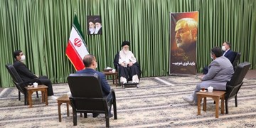 تمام عرصههای انقلاب اسلامی خاکریز جبهه است