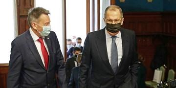 لاوروف: مانع تلاش عدهای برای بازنگری در توافق قرهباغ میشویم