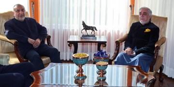 گفتوگوی تلفنی نماینده ایران در امور افغانستان با عبدالله عبدالله