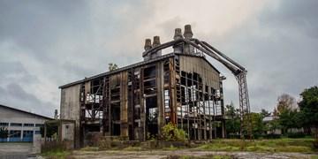 زلزلهای که بزرگترین کارخانه نساجی خاورمیانه را ویران کرد! + فیلم