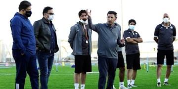 انتقاد مدیر تیم گلگهر از بی توجهی مسرفسنجان به درخواست سازمان لیگ