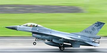 ناپدید شدن جنگنده «اف-16» نیروی هوایی تایوان