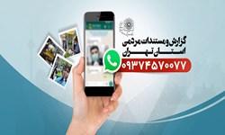 شهروندان استان تهران چگونه تخلفات بهداشتی را گزارش کنند؟